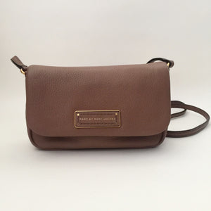 Authentic MARC BY MARC JACOBS Small Beige Crossbody