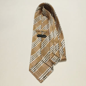 Authentic TOM FORD Gold Tie