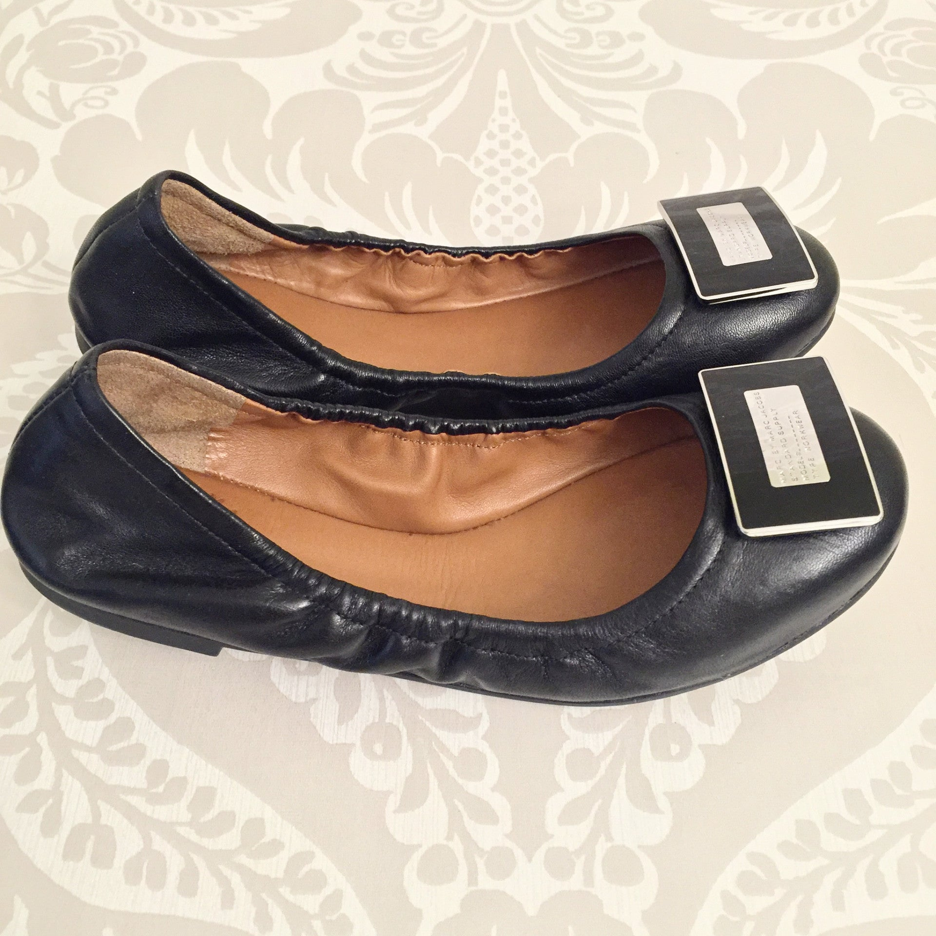 Authentic Marc by Marc Jacobs Black Ballet Size 35.5