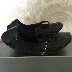 Authentic PRADA Ballet Shoes