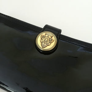 Authentic GUCCI Hysteria Black Patent Wallet