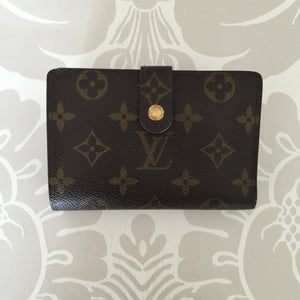 Authentic LOUIS VUITTON French Wallet