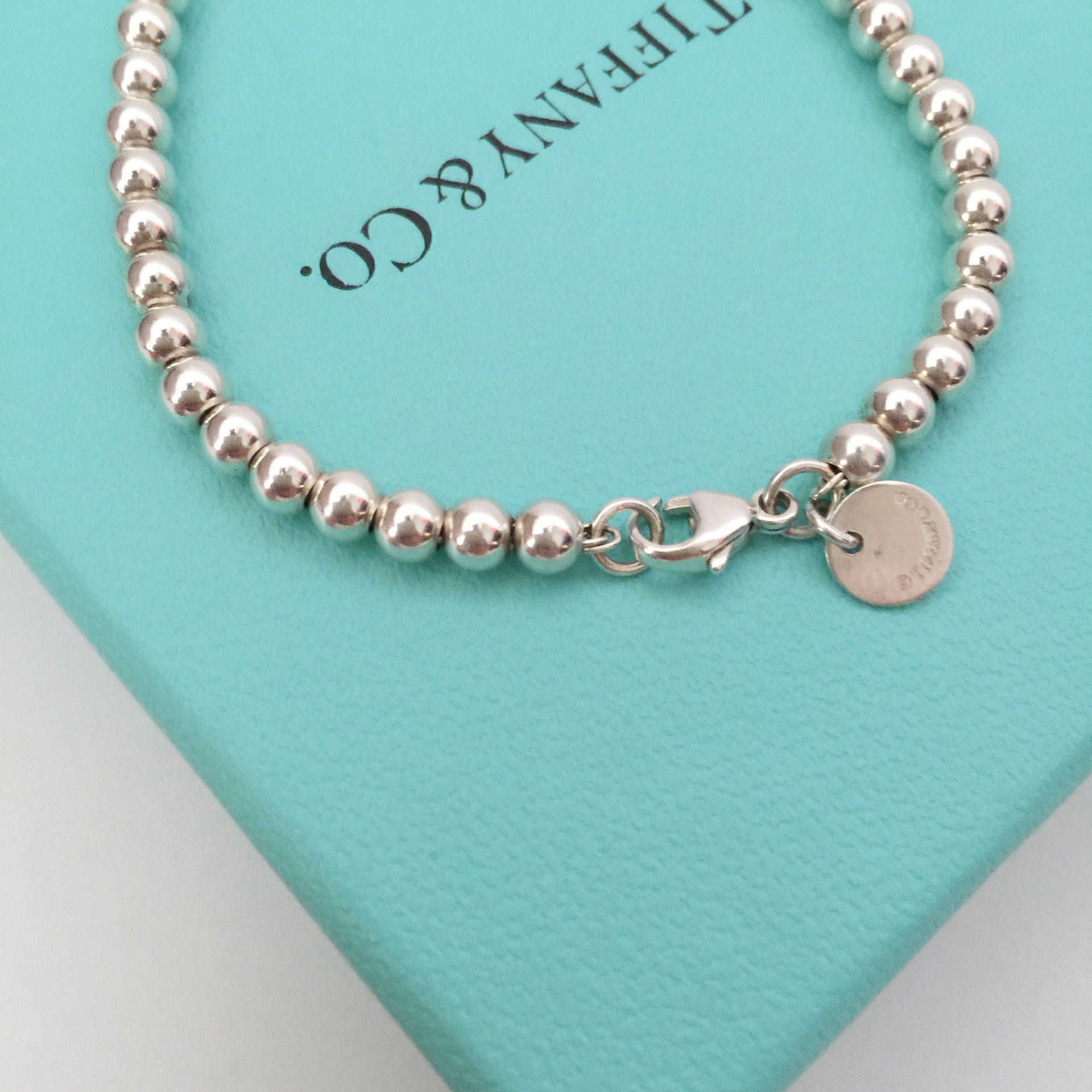 3b47d0662 Authentic Tiffany Bead Bracelet Related Keywords & Suggestions ...