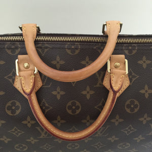 Authentic LOUIS VUITTON Speedy 35
