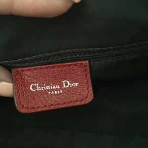Authentic CHRISTIAN DIOR Rainbow Crossbody Bag