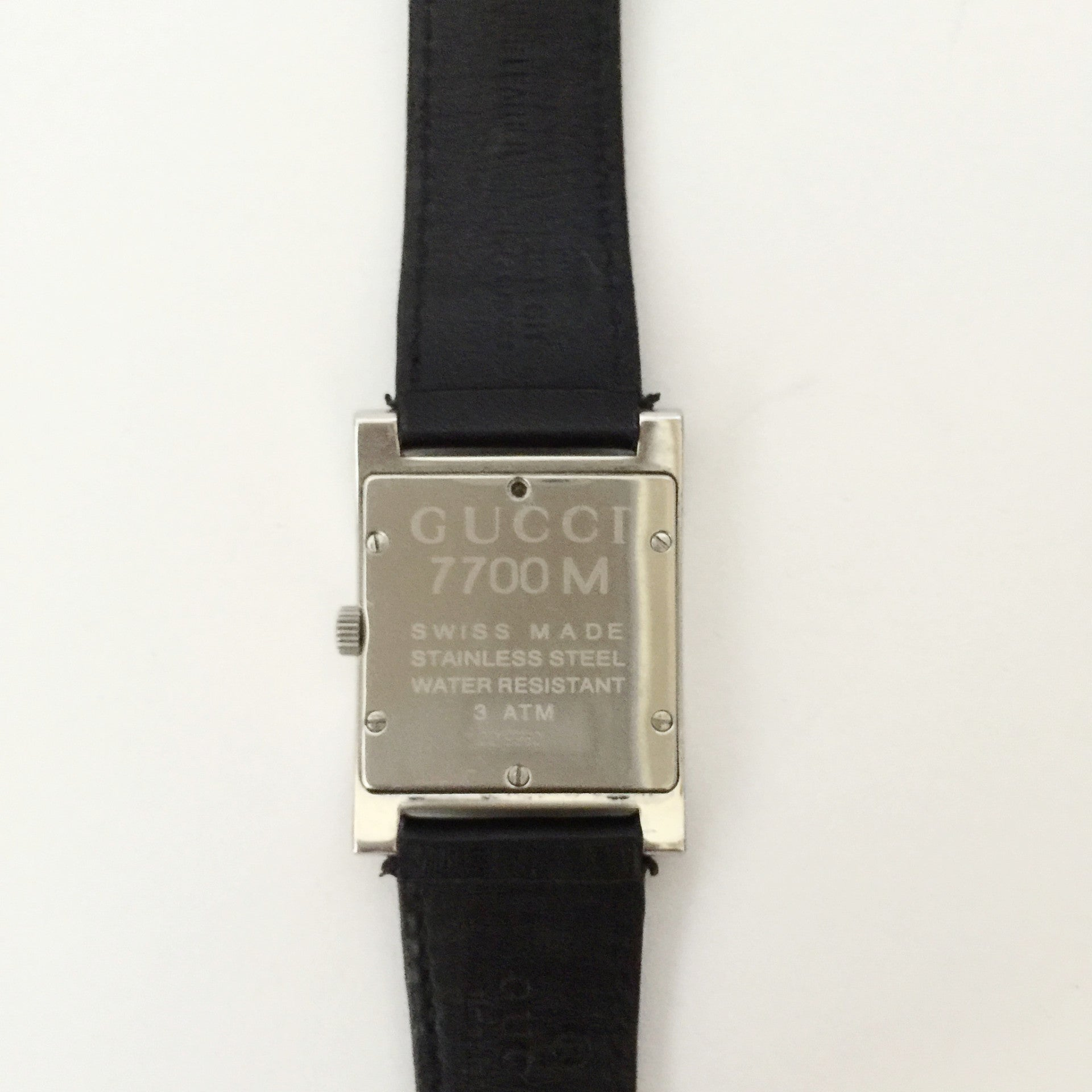 Authentic GUCCI Mens Watch