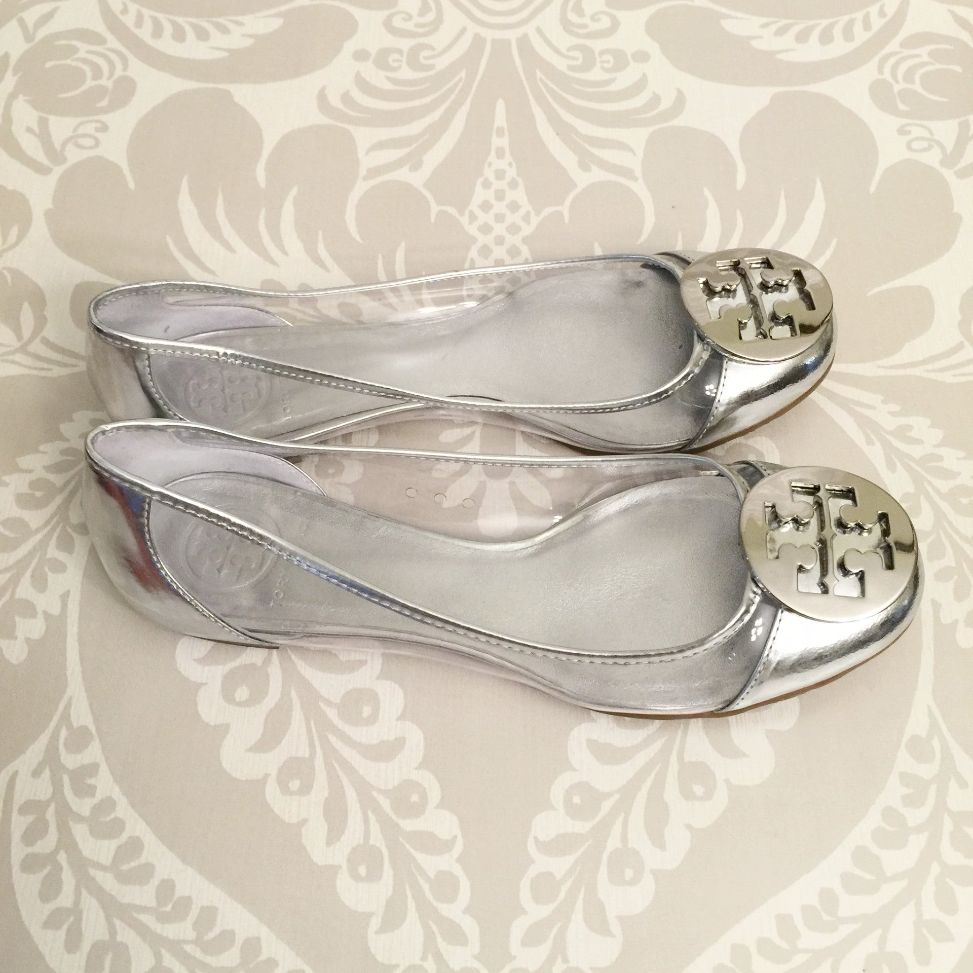 Authentic TORY BURCH Audry Ballet flats size 6.5