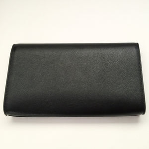 Authentic YVES SAINT LAURENT Black Clutch