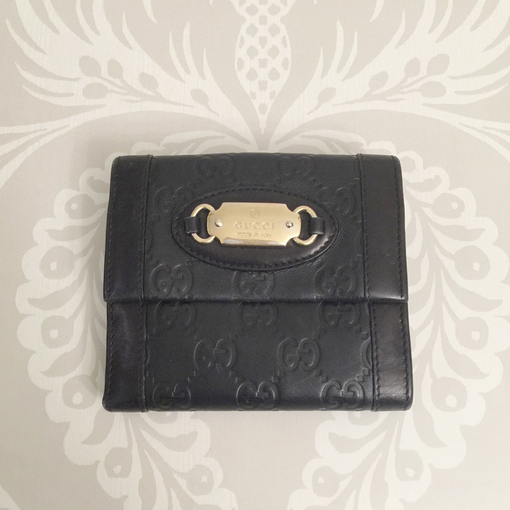 Authentic GUCCI Guccisima Wallet