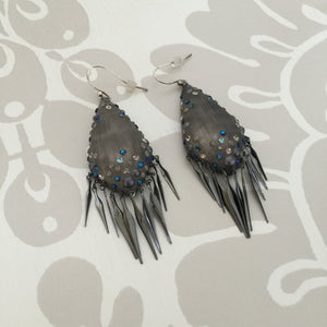 Authentic ALEXIS BITTAR Earrings