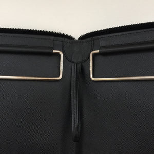 Authentic PRADA Travel Tie Case