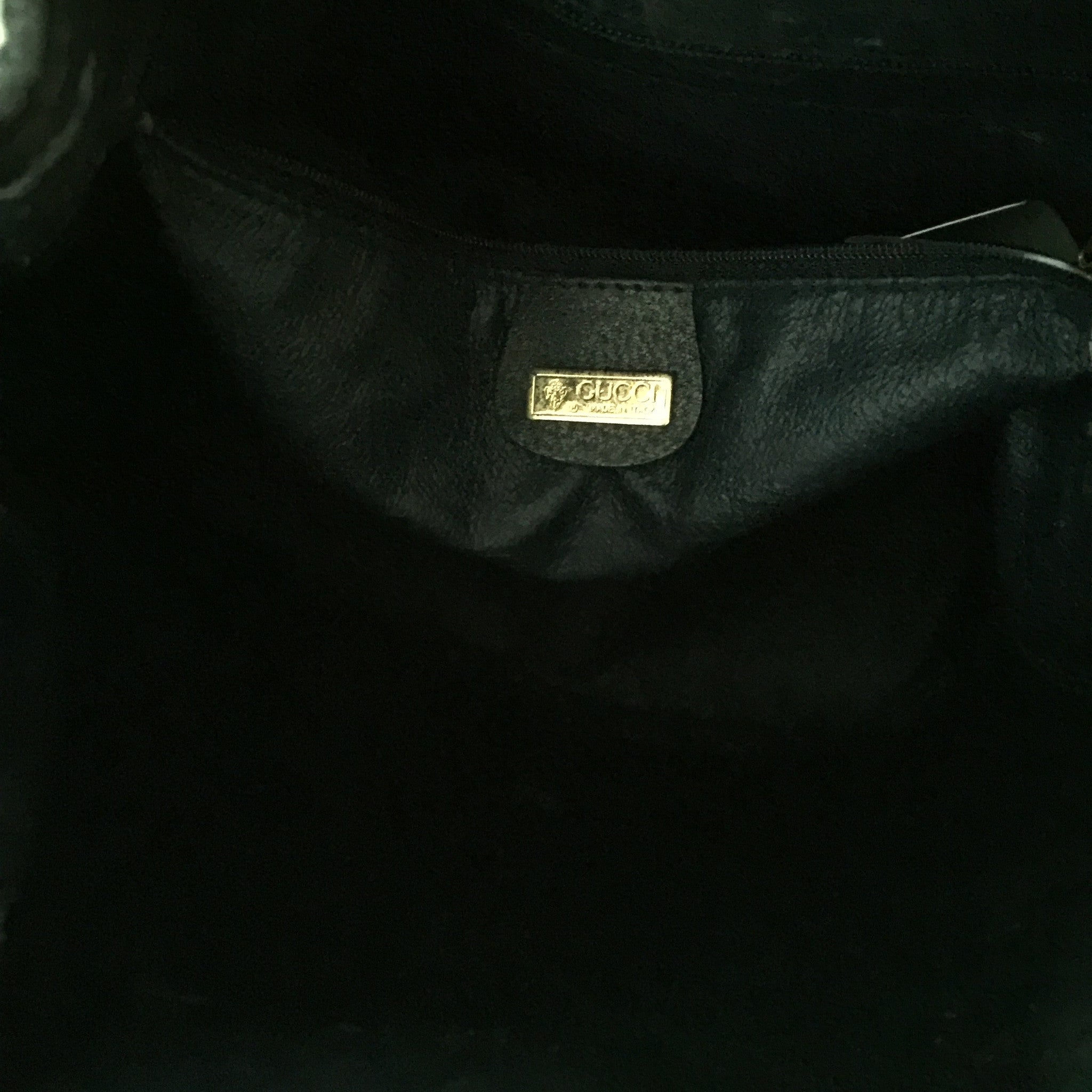 Authentic GUCCI Vintage Bucket Bag