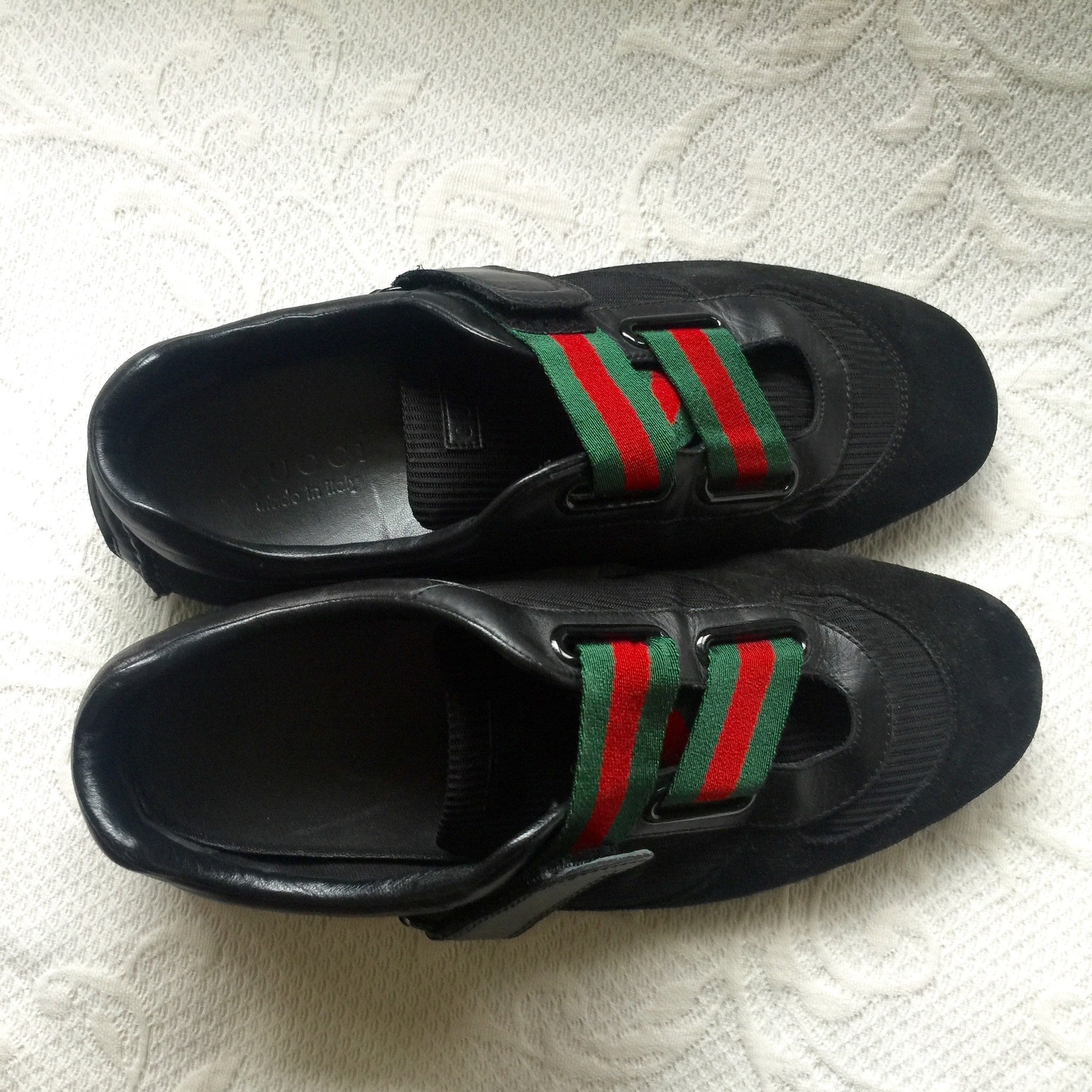 Authentic GUCCI Mens Runners