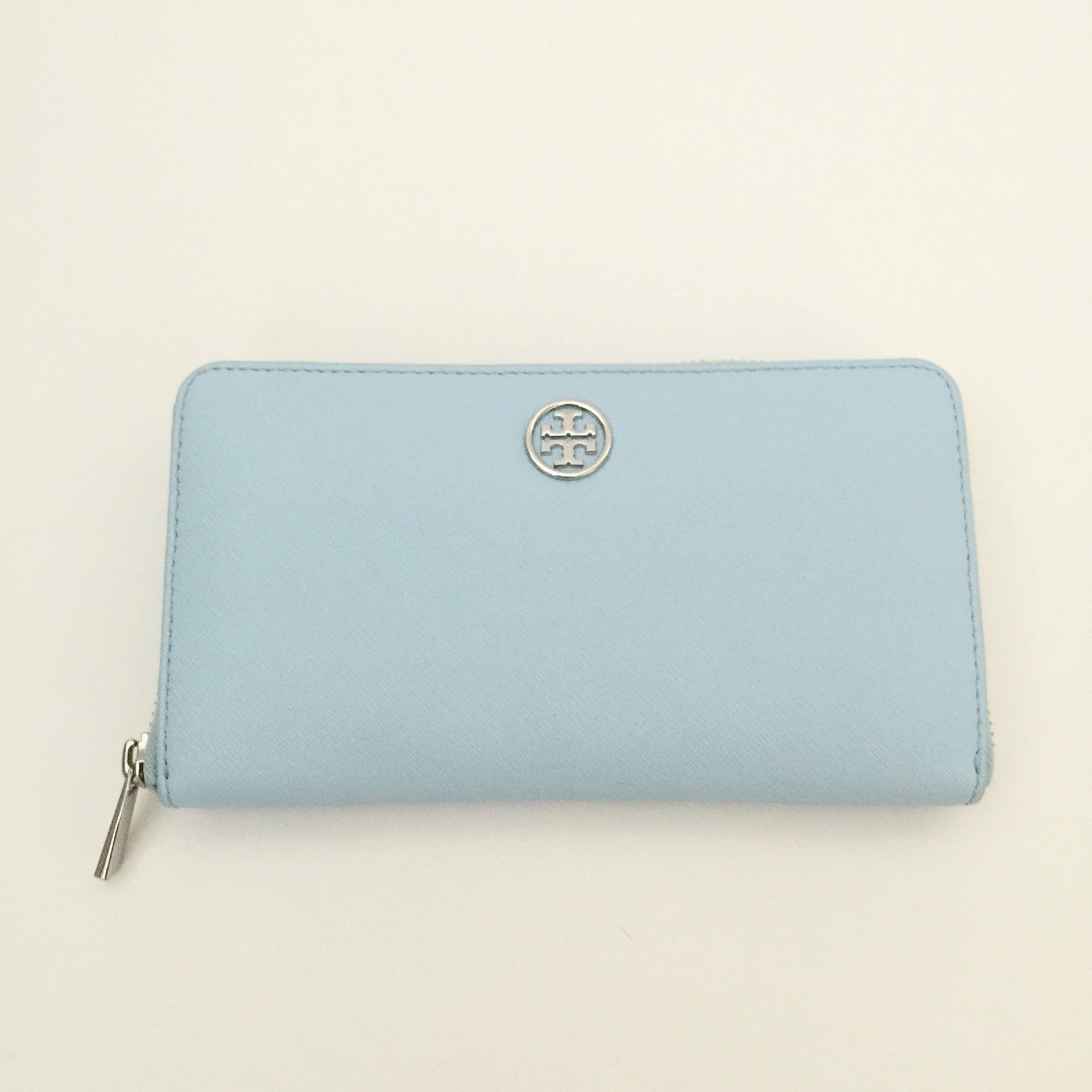 Authentic TORY BURCH Continental Zip Around Wallet