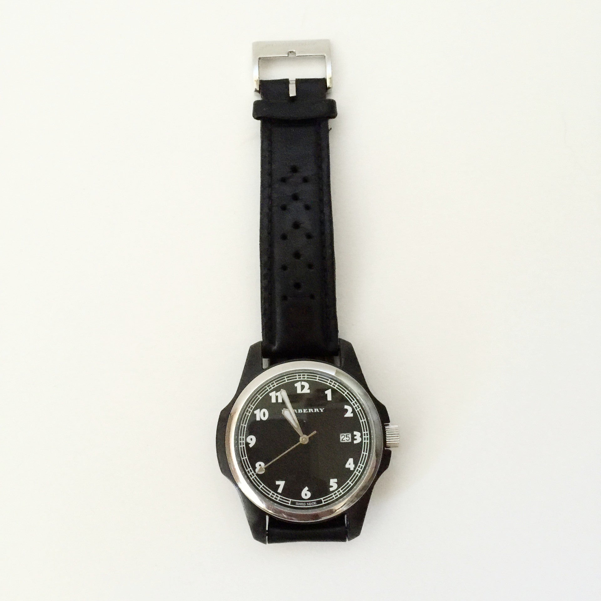 Authentic BURBERRY Mens Watch