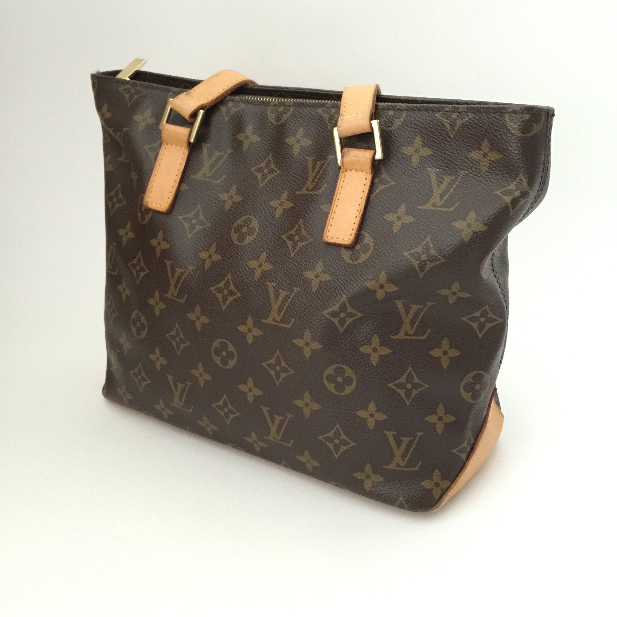 Authentic LOUIS VUITTON Cabas PM Tote