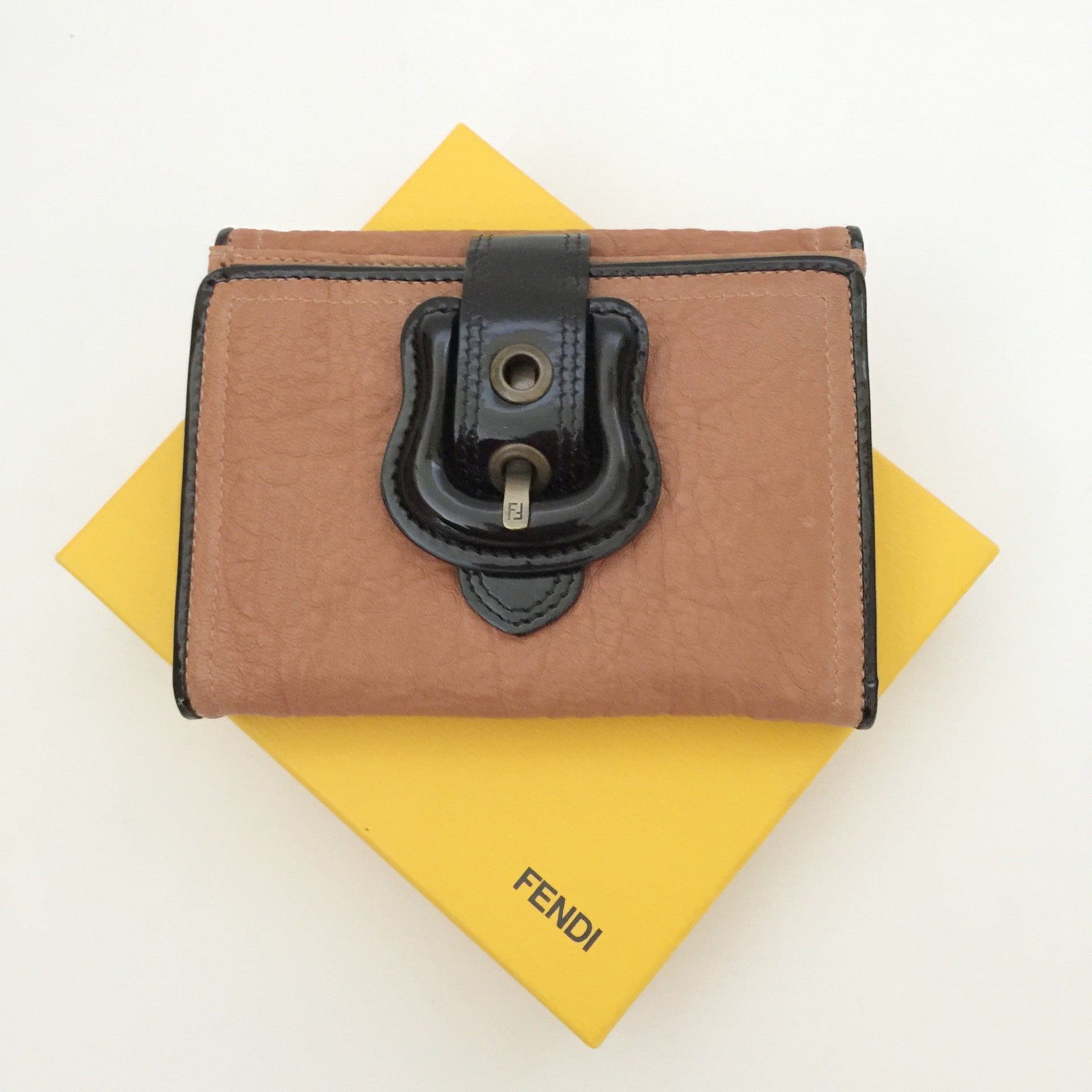 Authentic FENDI B Wallet