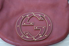 Authentic GUCCI Blondie Bag and Key Chain