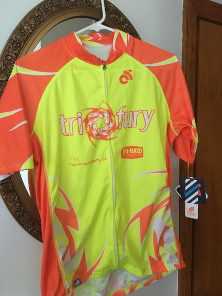 Men's Hi-Viz Bike Shirt
