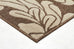 Malibu Bloom Natural Outdoor Rug