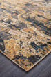 Destiny Tribute Modern Rust Runner Rug