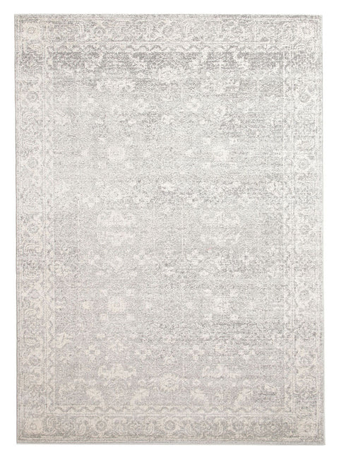 Estella Shine Silver Transitional Rug
