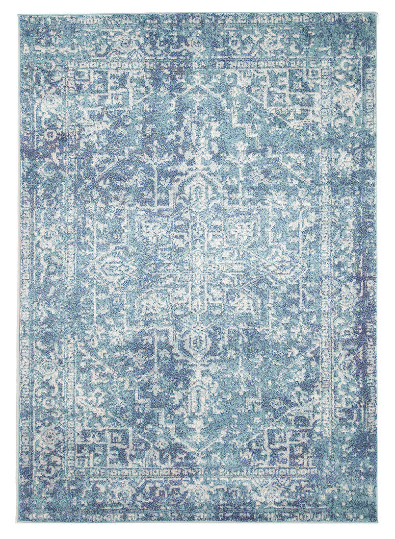 Estella Muse Blue Transitional Rug