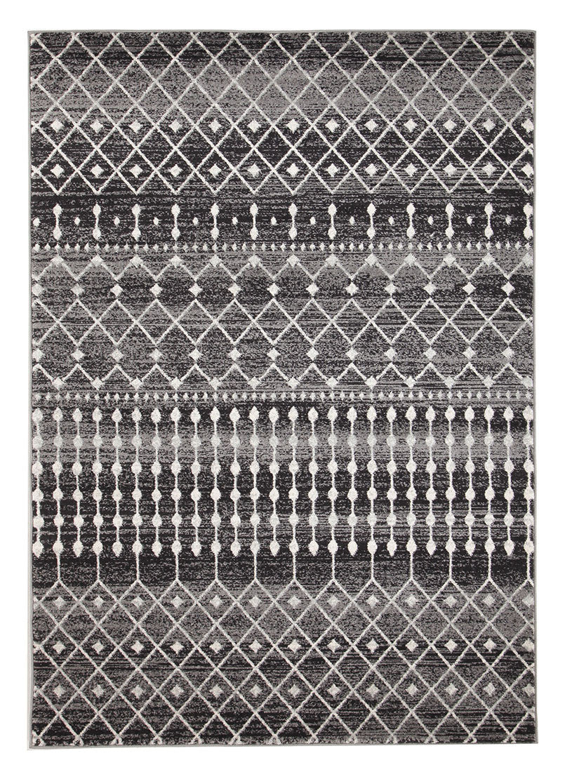 Estella Simplicity Black Transitional Rug