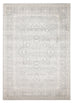 Estella Silver Flower Transitional Rug