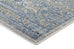 Estella Duality Silver Transitional Runner Rug