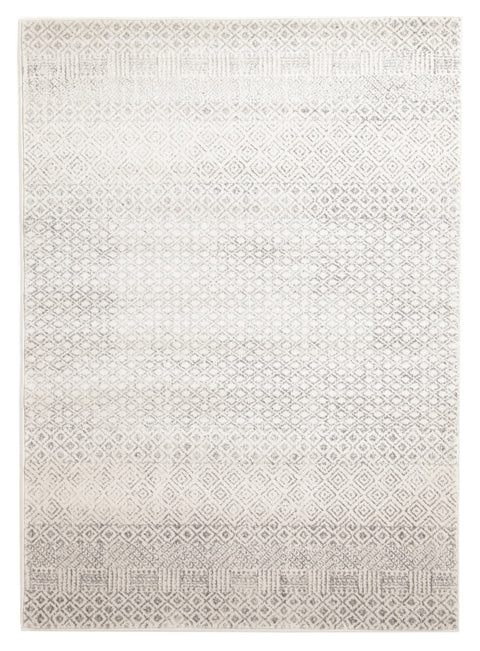 Estella Diamond Grey Transitional Rug