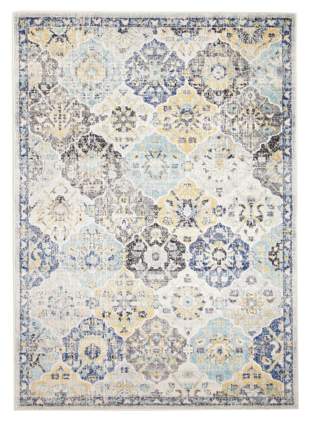 Estella Poppy Multi Transitional Rug