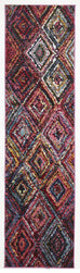 Lorenzo Dawson Modern Multi Coloured Rug