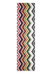 Lorenzo Loti Modern Multi Coloured Runner Rug