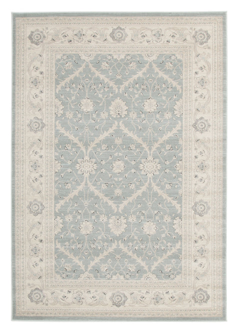 Diamond Chobi Design Rug Light Blue Bone