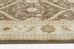 Diamond Chobi Design Rug Brown Bone