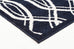 Galaxy Indoor Outdoor Lucid Rug Navy
