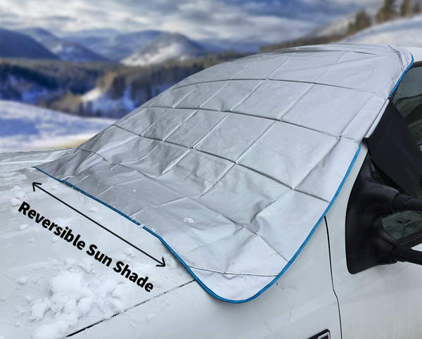 Windshield wiper cover