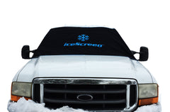 Frost car cover for pickup trucks