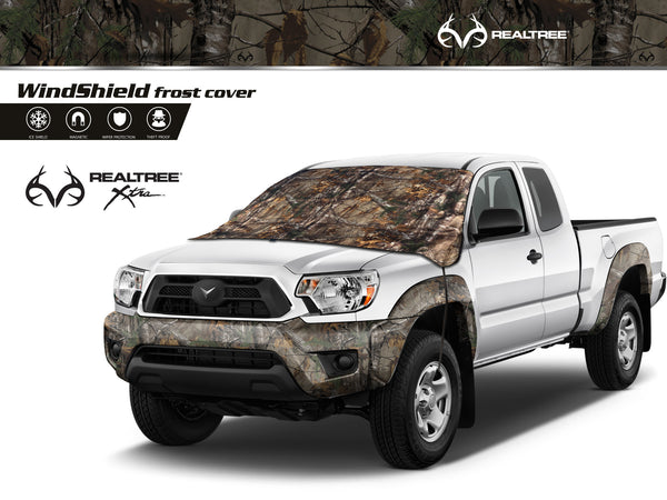 RealTree Camo Magnetic iceScreen