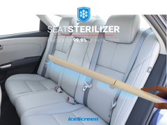 disinfect the interior of your car