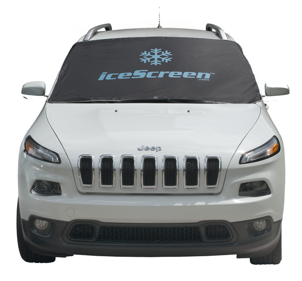 iceScreen magnetic windshield cover for snow and ice