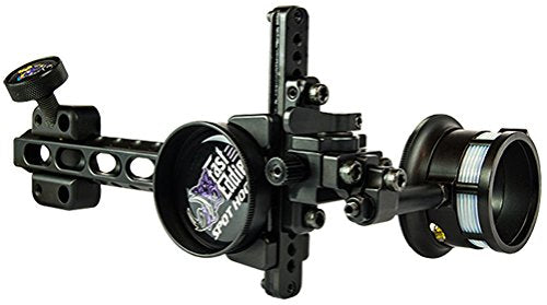 Spot Hogg Fast Eddie XL Bow Sight - Single Pin - Right Hand
