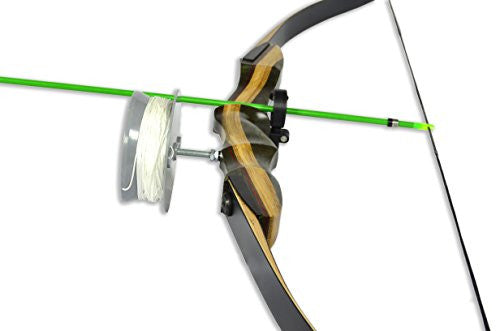 "SWA 62"" Spyder Takedown Recurve - Ready 2 Shoot Bowfishing Kit"