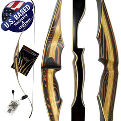 "SWA 60"" TigerShark One Piece Recurve Bow"