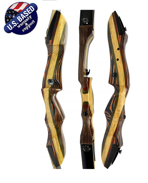 "SWA 62"" TigerShark Takedown Recurve - RISER ONLY"