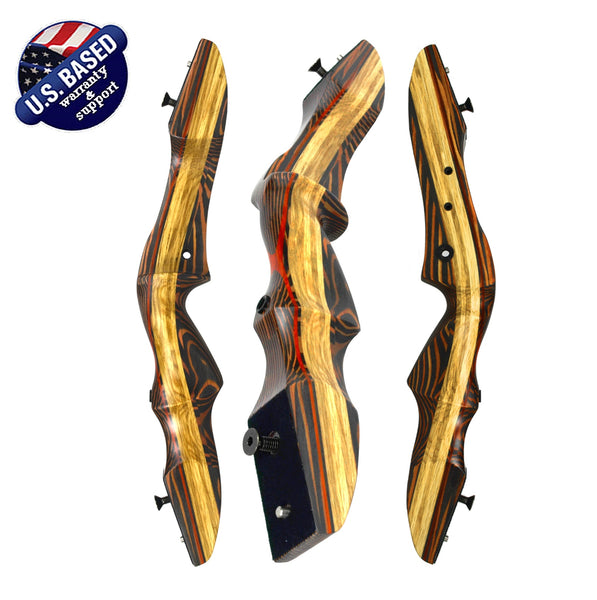 "SWA 62"" TigerShark PRO Takedown Recurve - RISER ONLY - Exchange"