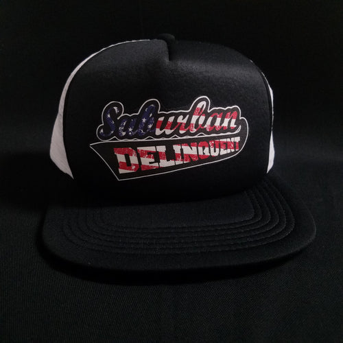 The Patriot - United States Trucker Hat