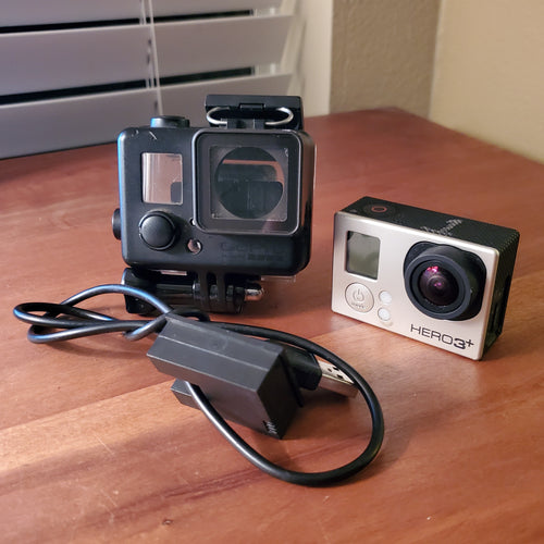 USED - GoPro HERO3+ Black