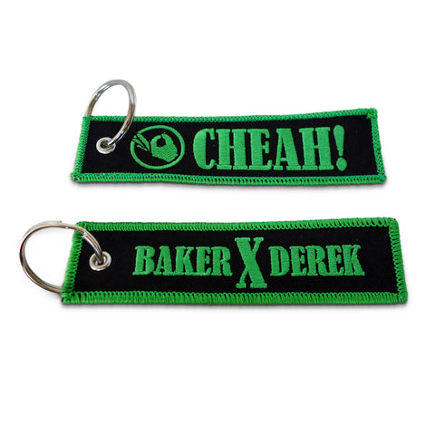 5yrs of MAYHEM Keytag